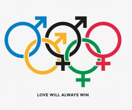 There Will Be No Olympic Games in A Country Where There Are Anti-Gay Laws